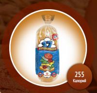 "Батон ""Нарезной"" 17 бутербродов молочный"