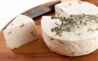 Сыр домашний с оливками