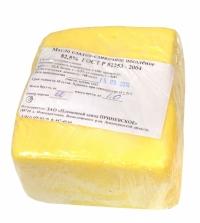 Масло сливочное весовое